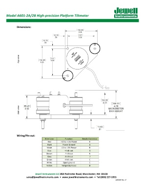 Page 35 - Jewell Geophysical - Geotechnical Instrument Catalog Wiring Diagram Precision B on cat5 diagram, mazda 6 throttle connection diagram, secondary ignition pickup sensor probe schematic diagram, mazda tribute cruise control harness diagram, rj45 connector diagram, 12v diesel fuel schematics diagram,